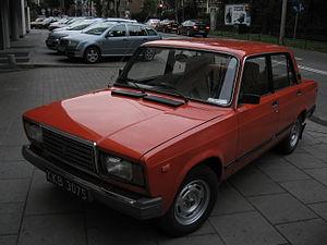 Ремонт ВАЗ-2107 в Йошкар-Оле
