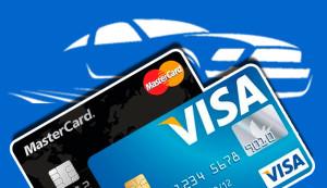 Мы принимаем пластиковые карты Visa и MasterCard в автосервисе на Складской в Йошкар-Оле