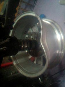 Правка литых дисков в Йошкар-Оле