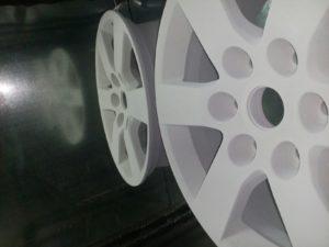 Покраска дисков порошковой краской в Йошкар-Оле